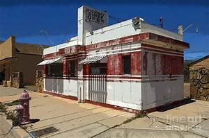 Route 66 Diner Winslow Arizona Photograph by Bob Christopher