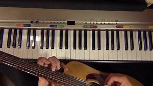 Seeing Guitar On The Piano -- Fretboard Toolbox