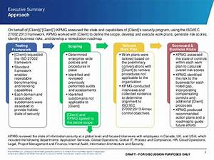 security program assessment iso iec 27002 example report With security remediation plan template