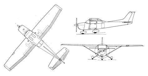 cessna 172 templates cessna 172 coloring coloring pages