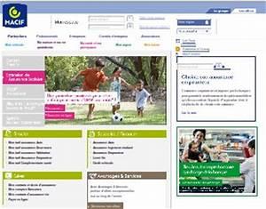 Maaf Assurance Mon Compte : mon compte en ligne espace client assurance macif ~ Medecine-chirurgie-esthetiques.com Avis de Voitures
