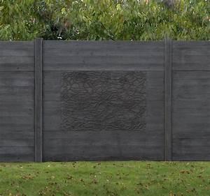 Panneaux Soudes Gris Anthracite : gamme mod le bacara grillages wunschel ~ Edinachiropracticcenter.com Idées de Décoration