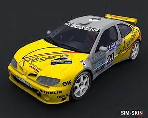 Sim-skin Design  Renault Maxi Megane