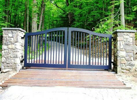 best gravel for driveway 22 best gates and fencing images on iron doors 4461