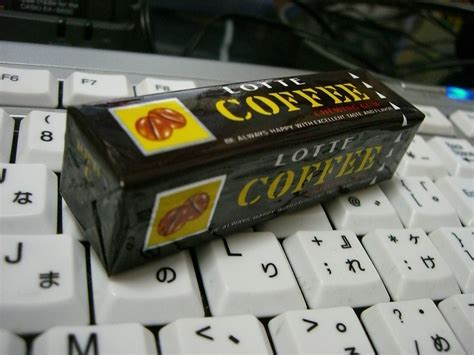 Coffee_chewing_gum.png (688 × 512 pixels, file size: COFFEE CHEWING GUM   maidenhalo   Flickr