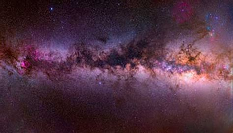 Amateurs Take Huge Panoramic View The Milky Way