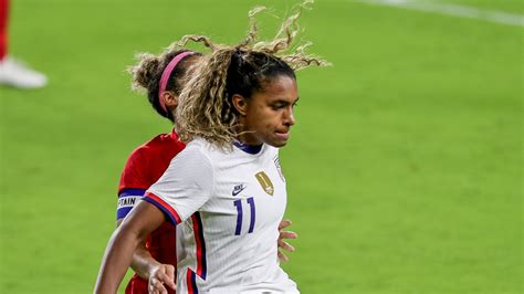 Competing at her second olympics at 21 years old, ellie carpenter has become as indispensable as sam kerr in australia's medal quest. USWNT roster projections for 2021 Olympics: Which 18 players will make Team USA in Tokyo? - The ...