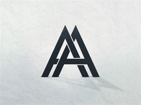Aa Logo By Anton Andersson Andrejić