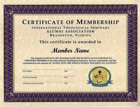 pin  canva layouts  membership certificate