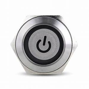 Interrupteur Bouton Poussoir : interrupteur etanche 12v achat vente interrupteur ~ Melissatoandfro.com Idées de Décoration