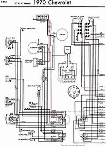 1 Wire Alternator Wiring Diagram For 1970 Chevy Truck