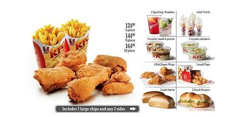 kfc  piece meal price wwwutrechtartcom