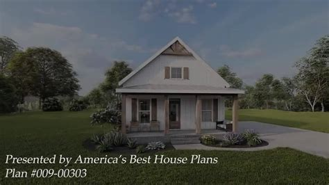 America's Best House Plans EXCLUSIVE MODERN FARMHOUSE303