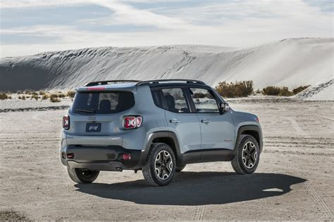 Ee  Jeep Ee   Renegade Trailhawk X Review