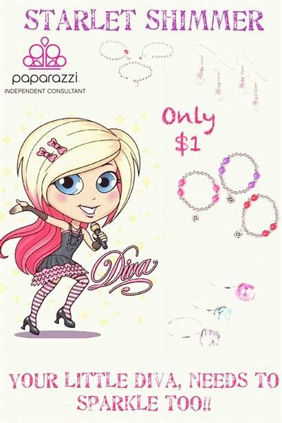 Paparazzi Diva Jewelry Birthday Peta Mywebtrend Kleine