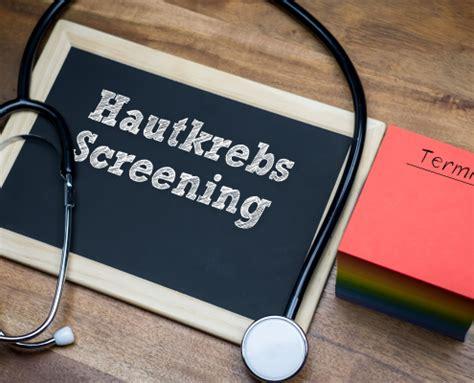hautkrebspraevention screening fachaerzte fuer hautkrankheiten