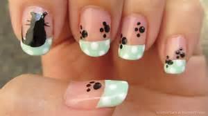 Real Asian Beauty Kitten Paw Nail Art Super Cute Cheetah Nail Designs You Can Try At Home