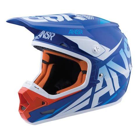 answer motocross helmets answer evolve 3 helmet revzilla