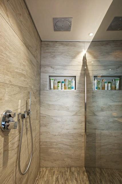 224 l italienne carrelage bois p 233 trifi 233 contemporain salle de bain strasbourg par