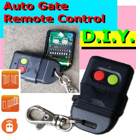 Auto Gate Remote Control Key 330mh (end 11/13/2018 10