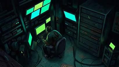 Hackers Nightmare Hacker Network Computer Computers Worst