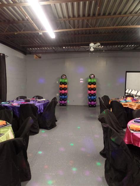 disco theme party party decorations  teresa