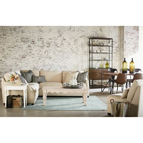 joanna gaines sectional sofas magnolia home by joanna gaines homestead three piece