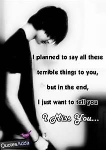 telugu i miss you quotes for him tumblr   TELUGU QUOTES ...