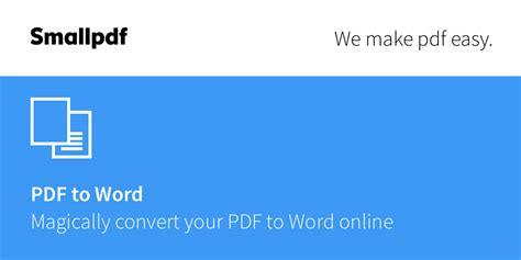 Convertira Word 100 % gratis