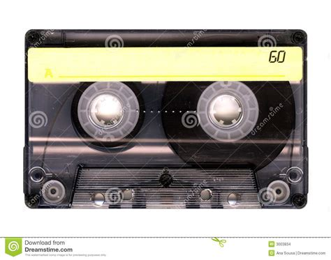 Old Cassette Tape Stock Images  Image 3003834