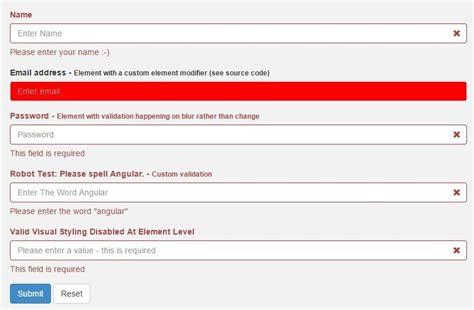 angular dynamic form dynamic angularjs form validation angular script