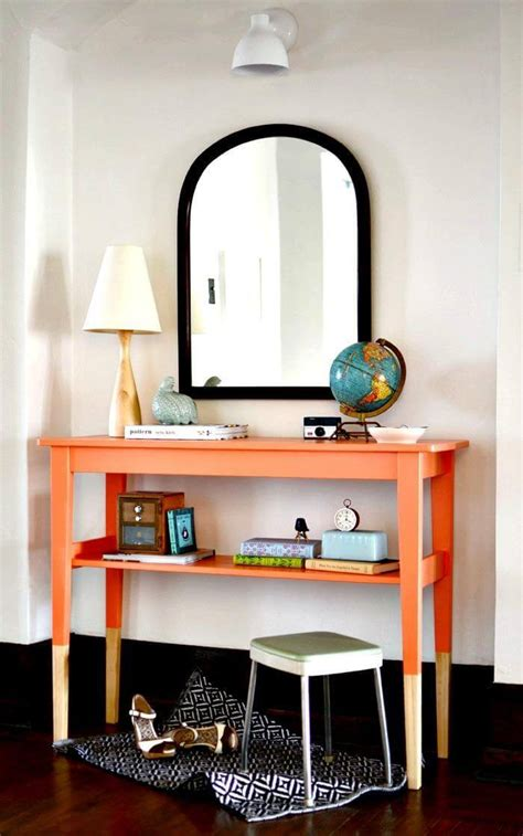 How To Make An Entryway Table by 25 Best Diy Entryway Table Ideas With Tutorials Diy Crafts