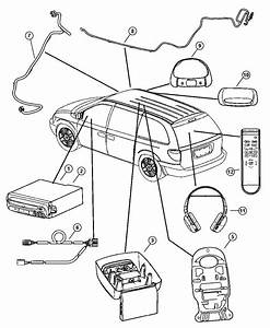 Dodge Grand Caravan Wiring  Dvd To Auxiliary Jack  Media