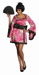 Geisha Kostüm Kinder : kost m geisha kimono japan kost me ~ Frokenaadalensverden.com Haus und Dekorationen