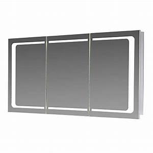 Spiegelschrank 100 Cm Led : spiegelschrank london breite 120 cm wei ~ Bigdaddyawards.com Haus und Dekorationen