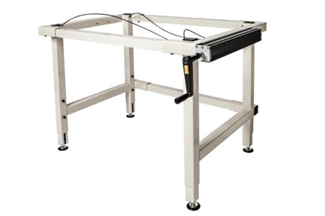 4 Leg Hand Crank Adjustable Height Work Table  Ergosource. Sitting At Desk All Day. Queen Platform Beds With Storage Drawers. Tray Tables Ikea. Replacement Drawer Fronts. Closetmaid Drawer Organizer. Desk Water Dispenser. Glass Desk Sale. Glass Drawer Handles And Knobs