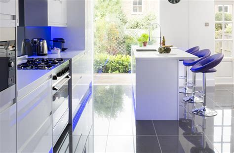 kitchen kickboard lighting kitchen lighting 5 ideas that use led lights 2101