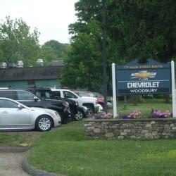 Woodbury Chevrolet  Concesionarios De Autos  729 Main St