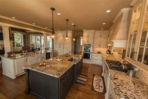 2 island kitchen designing a kitchen island in alpharetta roswell milton cheryl pett design