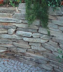 Günstig Mauer Bauen : naturstein mauer steinmauer mauer aus naturstein kalkstein trockenmauer sandstein und ~ Sanjose-hotels-ca.com Haus und Dekorationen