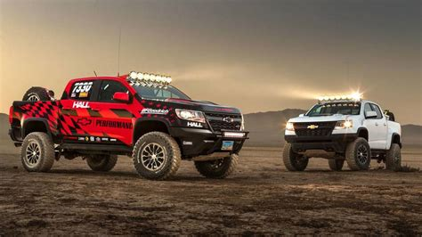 Chevrolet Colorado Zr2 Concepts Offer Even More Capability