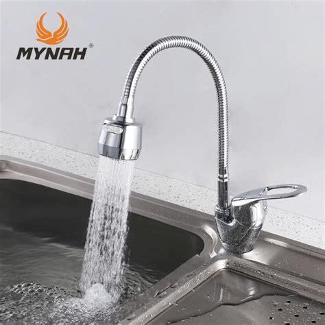 Mynah Russia Kitchen Faucet Mixer Crane Washing Everything