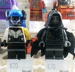 Avengers Infinity War LEGO Figures Reveal New Look For Thanos