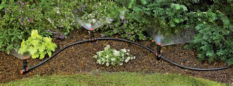 how to choose a watering system or garden irrigation system