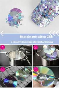 Basteln Mit Cd Rohlingen : 25 best ideas about basteln mit cds on pinterest kinder cd con cd and papier schnecken ~ Frokenaadalensverden.com Haus und Dekorationen