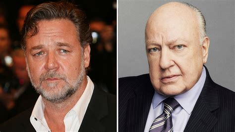 First Look: Russell Crowe Transforms Into Roger Ailes for ...