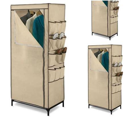 Portable Cupboard by Best 25 Portable Wardrobe Closet Ideas On