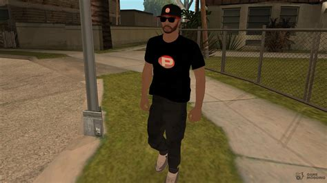 Pastent 3rd Gang Leader For Gta San Andreas
