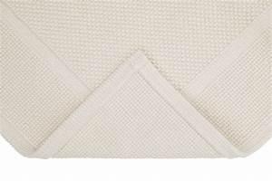 Grand Tapis Blanc : grand tapis blanc coton 1750gr m helena linge basque saint jean de luz ~ Teatrodelosmanantiales.com Idées de Décoration