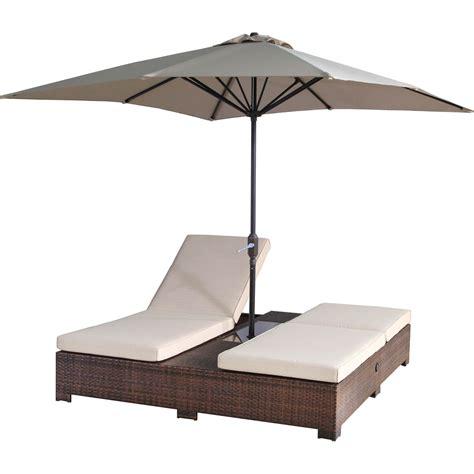sunmate casual portofino outdoor patio chaise